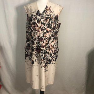 Cleo Floral Sleeveless Dress size 16